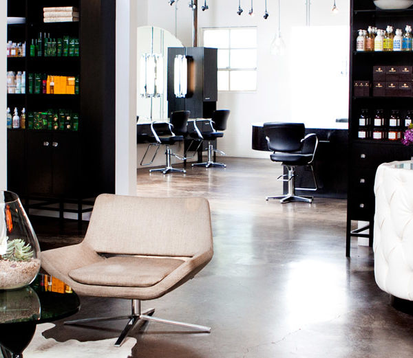 Feel Like a Celebrity at These Luxe West Hollywood Salons