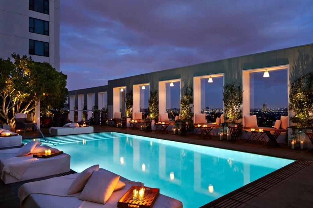 Le Mondrian Hotel Los Angeles