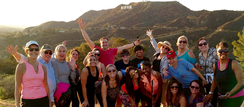 Take a Calorie-Burning Tour with Bikes and Hikes LA Image