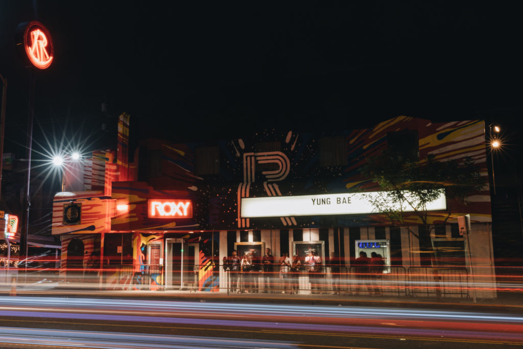 The Roxy: A Legacy of Music and Nightlife Image