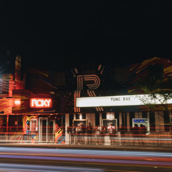The Roxy: A Legacy of Music and Nightlife